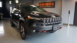 2014 Jeep Cherokee Trailhawk Bridgeville, Pennsylvania 2