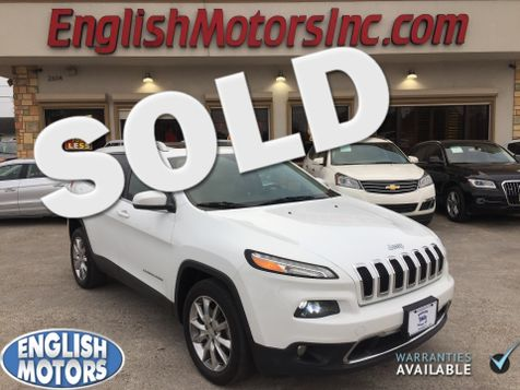 2014 Jeep Cherokee Limited in Brownsville, TX