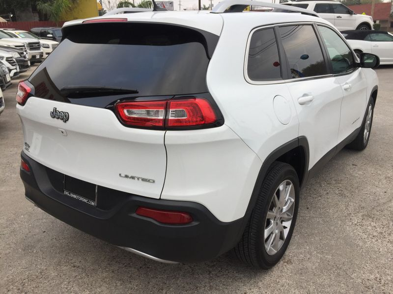 2014 Jeep Cherokee Limited  Brownsville TX  English Motors  in Brownsville, TX