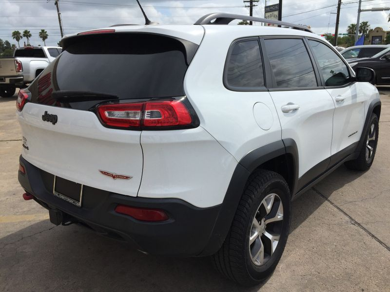 2014 Jeep Cherokee Trailhawk  Brownsville TX  English Motors  in Brownsville, TX