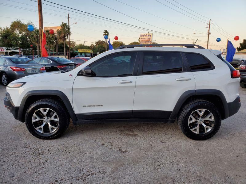 2014 Jeep Cherokee Trailhawk  Brownsville TX  English Motors  in Brownsville, TX