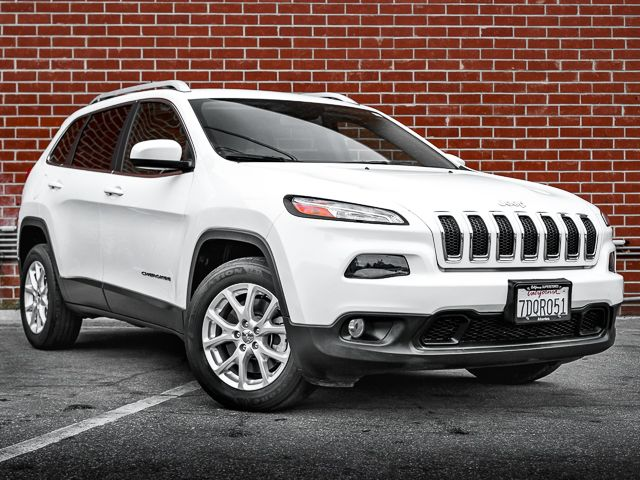 2014 Jeep Cherokee Latitude Burbank, CA 1