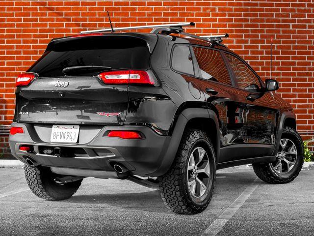 2014 Jeep Cherokee Trailhawk Burbank, CA 4