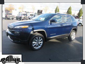 2014 Jeep Cherokee Limited 4WD in Burlington WA, 98233