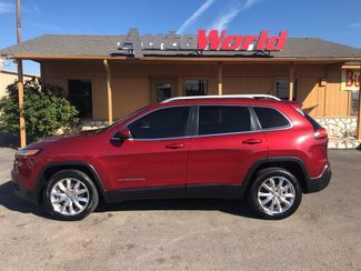 2014 Jeep Cherokee Limited in Marble Falls, TX 78611
