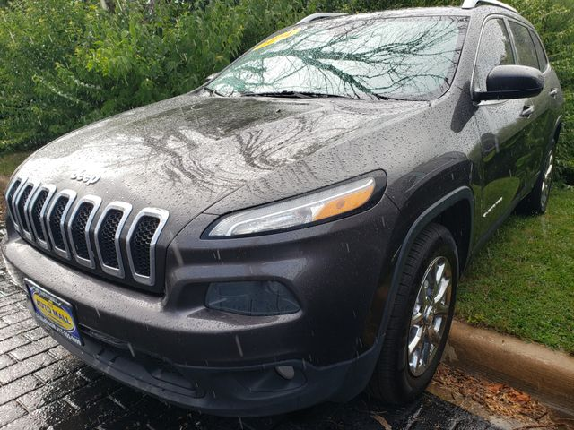 2014 Jeep Cherokee Latitude | Champaign, Illinois | The Auto Mall of Champaign in Champaign Illinois