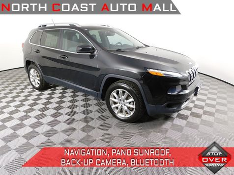 2014 Jeep Cherokee Limited in Cleveland, Ohio
