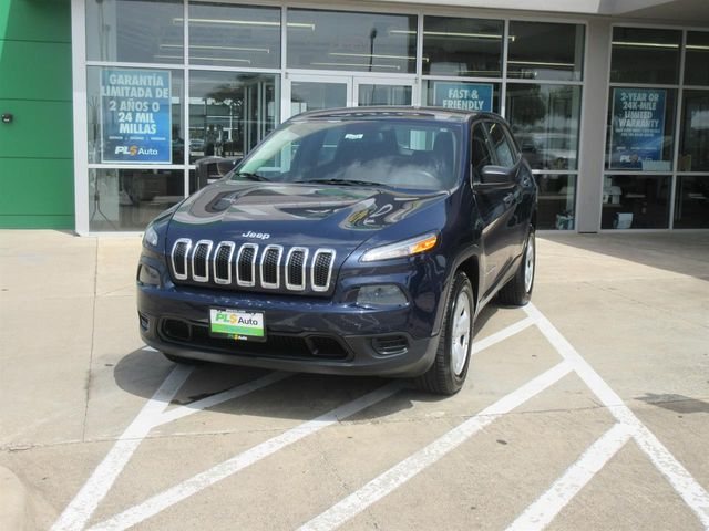 2014 Jeep Cherokee Sport in Dallas, TX 75237