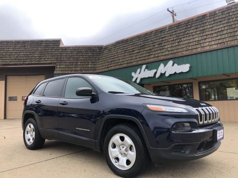 2014 Jeep Cherokee Sport in Dickinson, ND