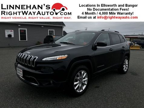 2014 Jeep Cherokee Limited in Bangor