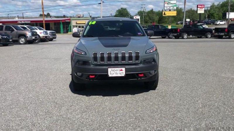 2014 Jeep Cherokee Trailhawk  in Bangor, ME