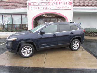 2014 Jeep Cherokee Latitude 4WD in Fremont OH, 43420