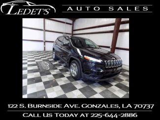 2014 Jeep Cherokee Sport - Ledet's Auto Sales Gonzales_state_zip in Gonzales