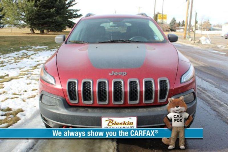 2014 Jeep Cherokee 4d SUV 4WD Trailhawk  city MT  Bleskin Motor Company   in Great Falls, MT
