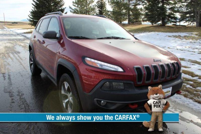 2014 Jeep Cherokee Trailhawk  city MT  Bleskin Motor Company   in Great Falls, MT