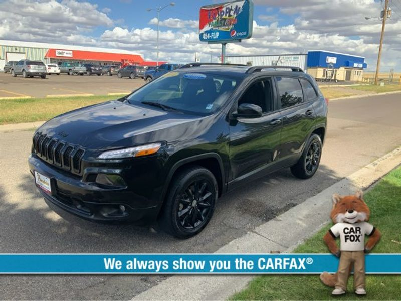2014 Jeep Cherokee 4d SUV 4WD Latitude V6  city MT  Bleskin Motor Company   in Great Falls, MT