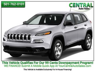 2014 Jeep Cherokee Sport | Hot Springs, AR | Central Auto Sales in Hot Springs AR