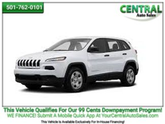 2014 Jeep Cherokee Altitude | Hot Springs, AR | Central Auto Sales in Hot Springs AR