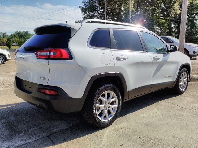 2014 Jeep Cherokee Latitude Houston, Mississippi 4