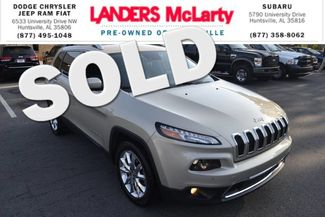 2014 Jeep Cherokee Limited | Huntsville, Alabama | Landers Mclarty DCJ & Subaru in  Alabama