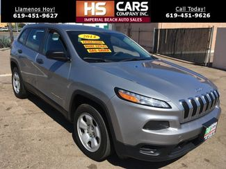 2014 Jeep Cherokee Sport Imperial Beach, California