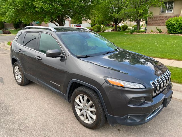 2014 Jeep Cherokee Limited in Kaysville, UT 84037