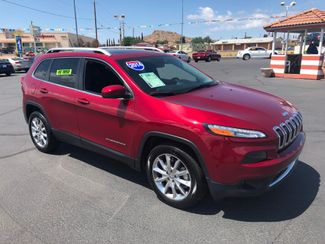 2014 Jeep Cherokee Limited in Kingman Arizona, 86401