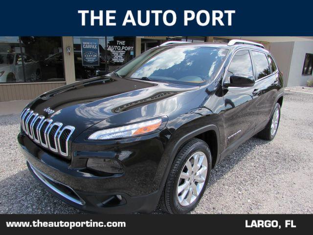 2014 Jeep Cherokee Limited W/NAVI