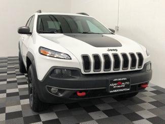2014 Jeep Cherokee Trailhawk LINDON, UT 4