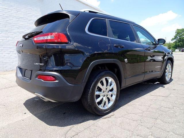 2014 Jeep Cherokee Limited Madison, NC 2