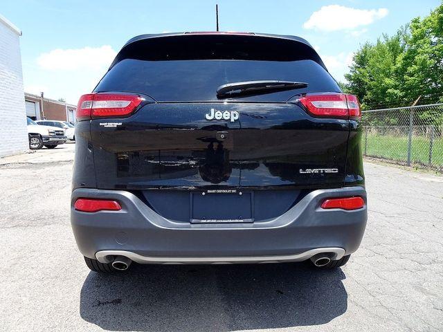 2014 Jeep Cherokee Limited Madison, NC 3