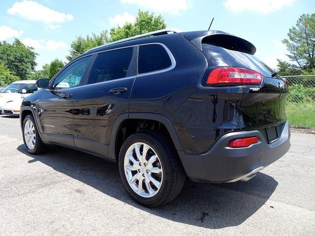 2014 Jeep Cherokee Limited Madison, NC 4