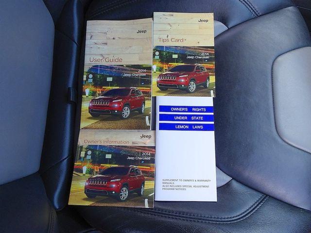 2014 Jeep Cherokee Limited Madison, NC 48