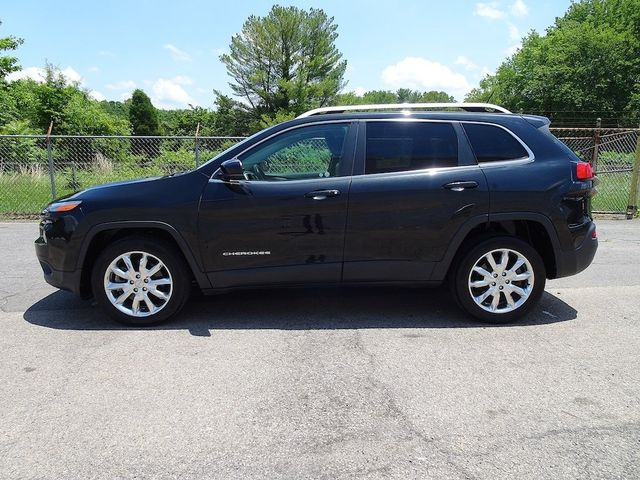 2014 Jeep Cherokee Limited Madison, NC 5
