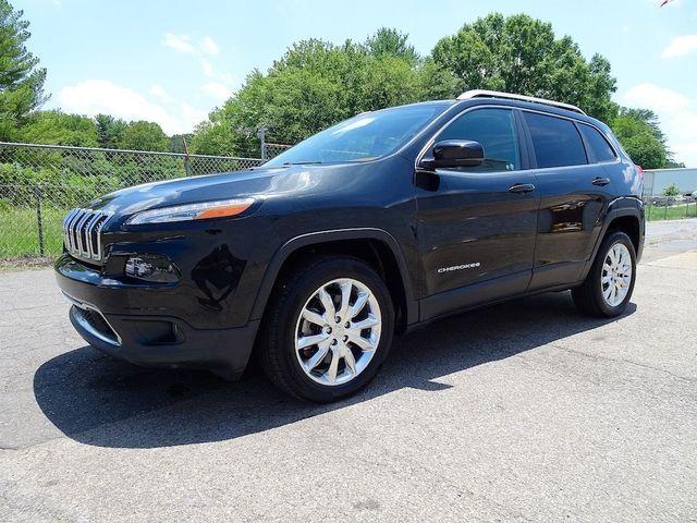 2014 Jeep Cherokee Limited Madison, NC 6