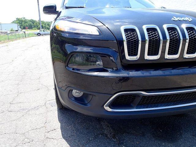 2014 Jeep Cherokee Limited Madison, NC 8