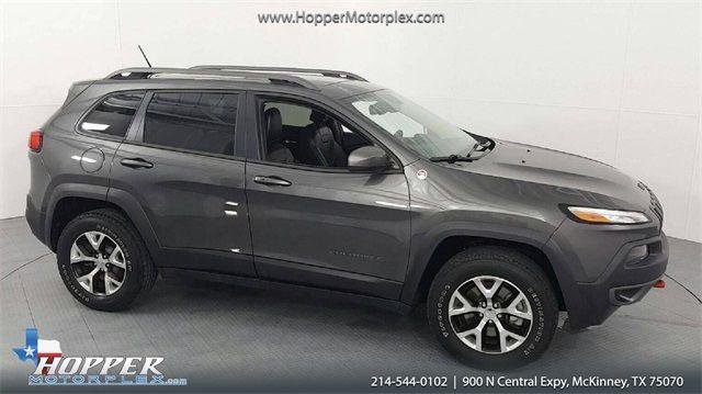 2014 Jeep Cherokee Trailhawk in McKinney Texas, 75070