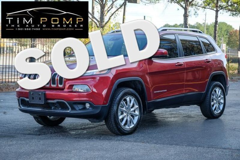 2014 Jeep Cherokee Limited | Memphis, Tennessee | Tim Pomp - The Auto Broker in Memphis Tennessee