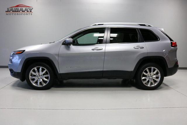 2014 Jeep Cherokee Limited Merrillville, Indiana 1