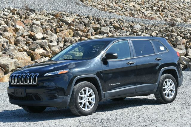 2014 Jeep Cherokee Sport Naugatuck, Connecticut 0