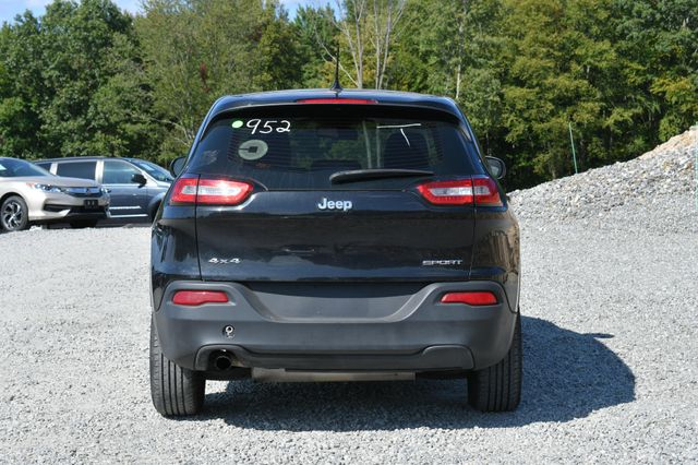 2014 Jeep Cherokee Sport Naugatuck, Connecticut 3