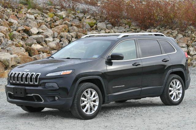 2014 Jeep Cherokee Limited Naugatuck, Connecticut