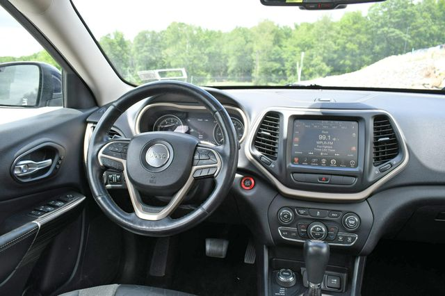 2014 Jeep Cherokee Limited 4WD Naugatuck, Connecticut 18