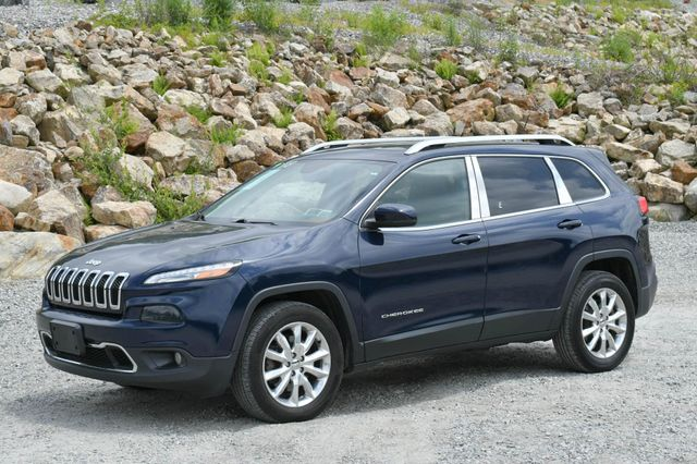 2014 Jeep Cherokee Limited 4WD Naugatuck, Connecticut 2