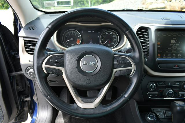 2014 Jeep Cherokee Limited 4WD Naugatuck, Connecticut 24