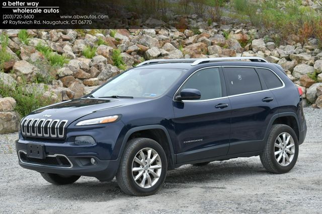 2014 Jeep Cherokee Limited 4WD Naugatuck, Connecticut