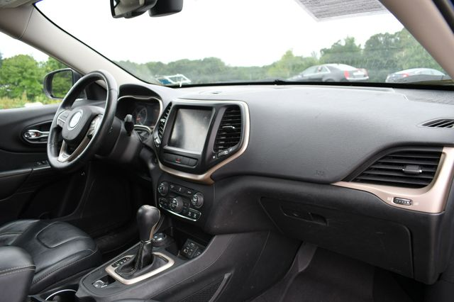 2014 Jeep Cherokee Limited 4WD Naugatuck, Connecticut 11