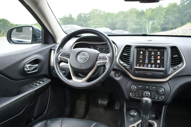 2014 Jeep Cherokee Limited 4WD Naugatuck, Connecticut 12