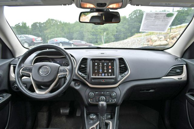 2014 Jeep Cherokee Limited 4WD Naugatuck, Connecticut 13