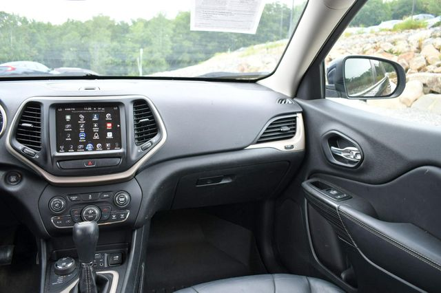 2014 Jeep Cherokee Limited 4WD Naugatuck, Connecticut 14